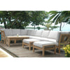 Natsepa Modular Deep Seating 11pc Set w/ Cushion Color Choice |SET-138 -  Furniture - Teakwood Central