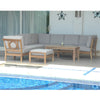 Natsepa Modular Deep Seating 9pc Set w/ Cushion Color Choice |SET-139 -  Furniture - Teakwood Central