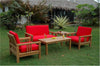South Bay Deep Seating Teak Collection by Chapman |SET-251 -  Furniture - Teakwood Central