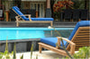 Anderson Teak | Brianna Teak Sun Lounger w/Arm |SL-109 -  Furniture - Teakwood Central