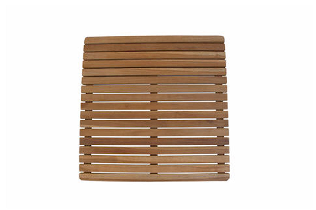 Square Shower Mat by Chapman |SPA-6161 -  Bathroom - Teakwood Central