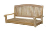 "Anderson Teak  | Del-Amo 48"" Round Swing Teak Bench 