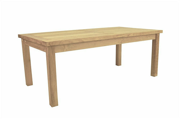 Anderson Teak | Rectangular Teak CoffeeTable |TB-004CT -  Furniture - Teakwood Central