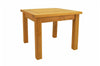 "Anderson Teak | Mini Teak Table Bahama 20"" Square 