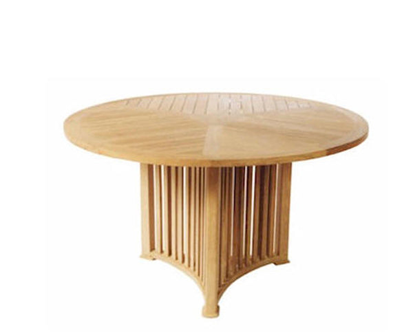 "Anderson Teak | Mission  51"" Round Table 