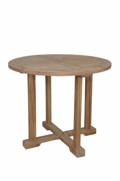 "Anderson Teak | Montage 35"" Bistro Round Table 