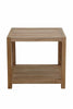 "Anderson Teak | Glenmore 22"" Side Table w/ 1-Tier 