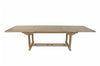 Bahama 10 Foot Rectangular Teak Extension Table |TBX-010R -  Furniture - Teakwood Central