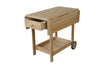 Anderson Teak | Dancia Teak Serving Cart |TR-005 -  Furniture - Teakwood Central