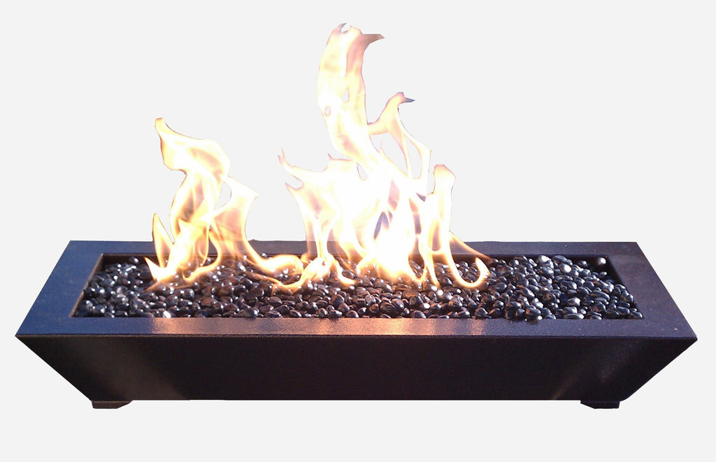 Paramount Pan Burner Dark Copper | AFG-PBCO -  Fireplaces - Teakwood Central