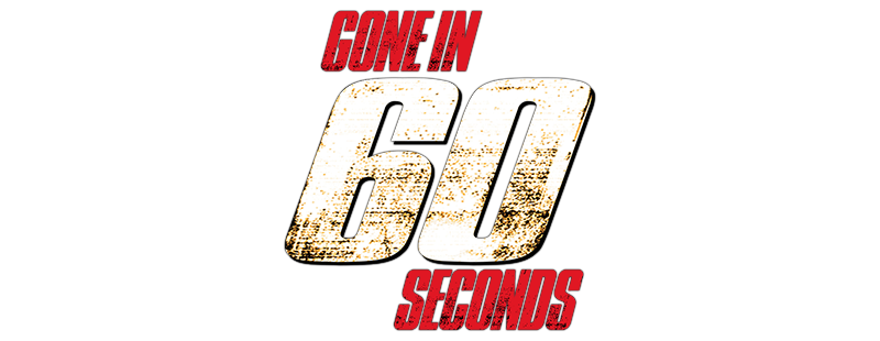 Gone in 60 Seconds — R M Toys Ltd