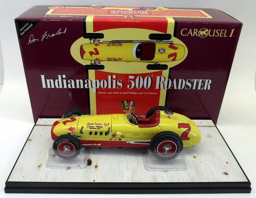 Carousel1 1/18 Scale - 5001 Indianapolis 500 Roadster 1954 Don Freeland #7