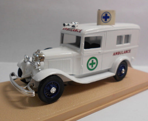 Eligor 1/43 Scale Diecast Model 1081 FORD V8 AMBULANCE USA 1934