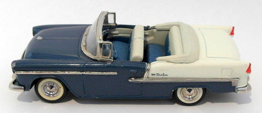 Collectors Classics 1/43 Scale 1804 - Unboxed 1955 Chevrolet - Blue White