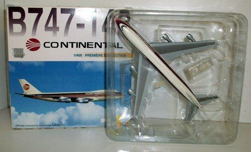 DRAGON WINGS 1/400 - 55146  BOEING 747-143 - CONTINENTAL