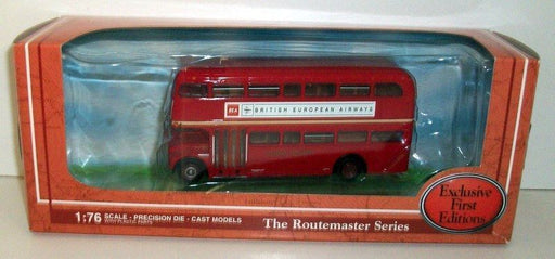 EFE 1/76 Scale - 32101A RMF Routemaster last day of route 38 subscriber special