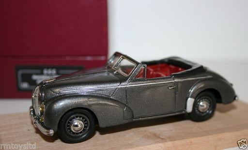 CCC MODELS 1/43 SCALE RESIN MODEL - 131 - HOTCHKISS CABRIOLET ANTHEOR 1952
