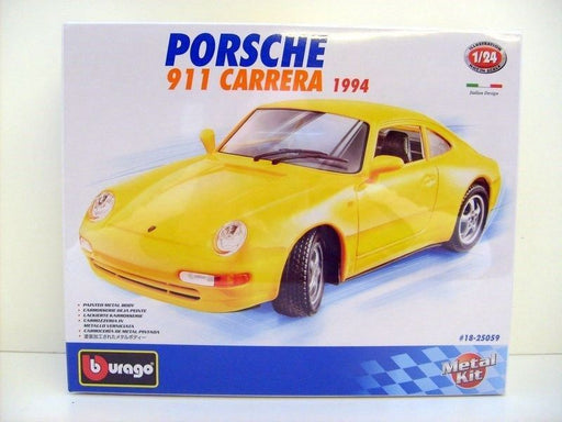 BURAGO 1/24 METAL KIT 18-25059 PORSCHE 911 CARRERA 1994