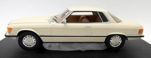 Cult 1/18 Scale Resin - CML049-1 Mercedes Benz 350 SLC W107 White