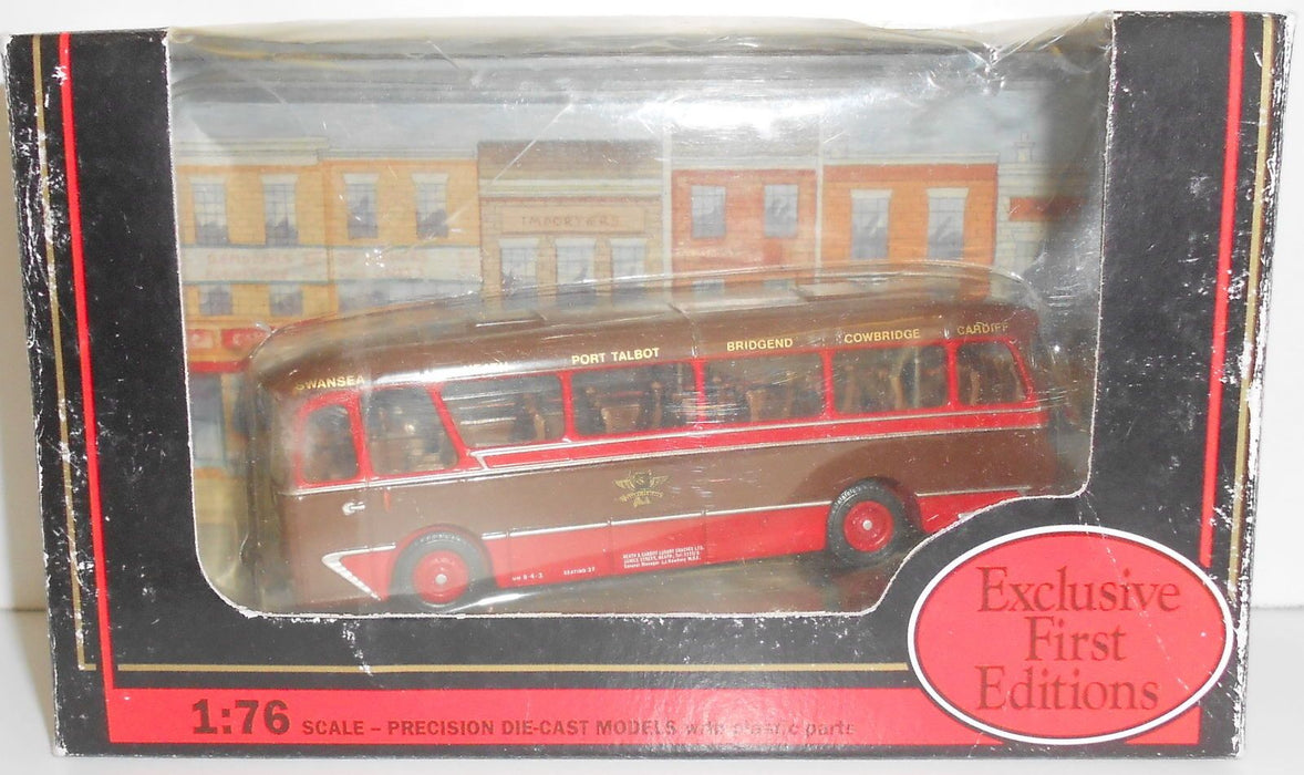 EFE 1/76 12105 CAVALIER COACH NEATH & CARDIFF