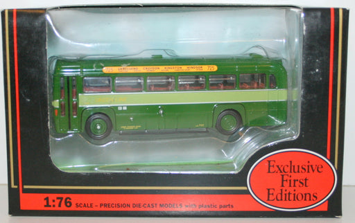EFE 1/76 23202 AEC MODERNISED RF GREENLINE