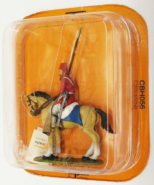 Del Prado Model Soldier Apx 12cm CBH056 - Gaucho Infernales Regiment 1814