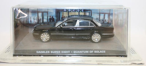 Fabbri 1/43 Scale Diecast - Daimler Super Eight - Quantum Of Solace