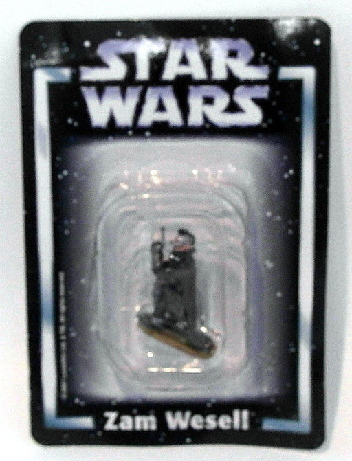 Deagostini Diecast 48 - Star Wars Figure Collection - Zam Wesell