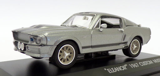 Greenlight 1/43 Scale Model Car 86411 - Eleanor '67 Custom Movie Star Mustang
