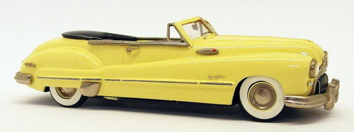 Design Studio 1/43 Scale D2 - 1947 Buick Roadmaster - Pale Yellow Unboxed