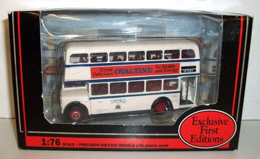 EFE 1/76 Scale - 19701 Orion Bodied Regent III Sheffield city 95