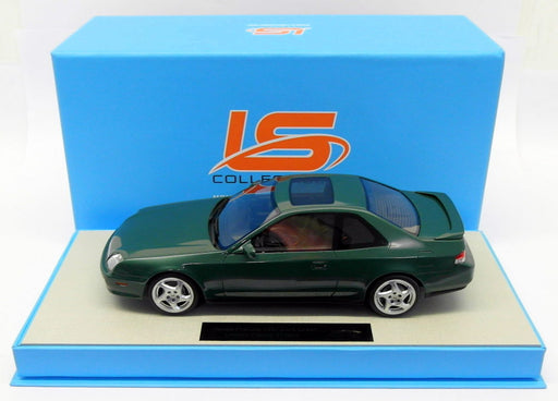 LS Collectibles 1/18 Scale Model Car LS038D - 1997 Honda Prelude - Dk Green