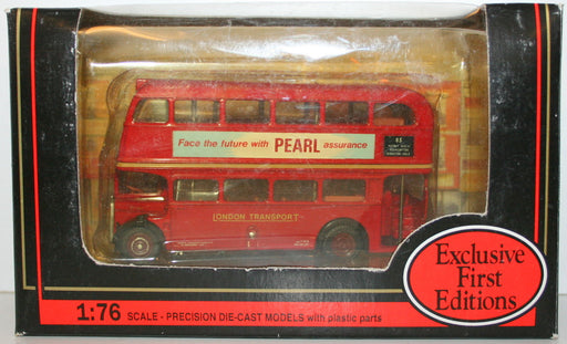 EFE 1/76 16403 RT BUS ROOF BOX PEARL ASSURANCE #85 KINGSTON