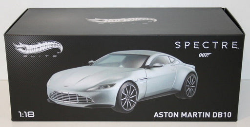 Hot Wheels Elite 1/18 Scale - CMC94 - Aston Martin DB10 James Bond 007 Spectre