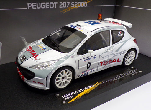 Sun Star 1/18 Scale 5431 Peugeot 207 S2000 - #0 Rallye Antibes-Cote d'Azur 2006