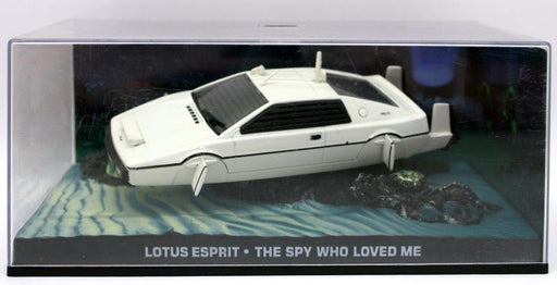 Fabbri 1/43 Scale Diecast - Lotus Esprit Submarine- The Spy Who Loved Me