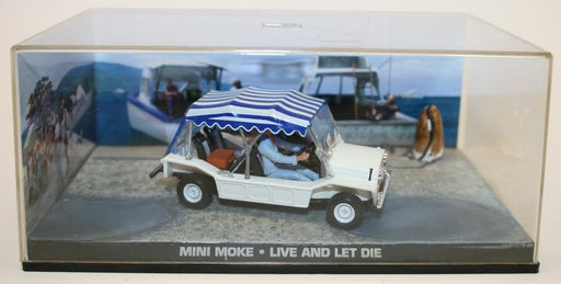 Fabbri 1/43 Scale Diecast Model - Mini Moke - Live and Let Die