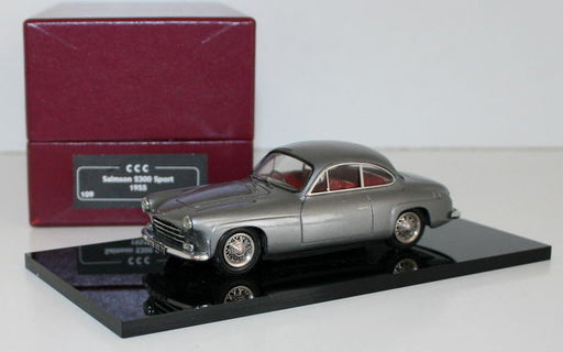 CCC MODEL 1/43 SCALE HAND BUILT RESIN MODEL - SALMSON 2300 SPORT 1955