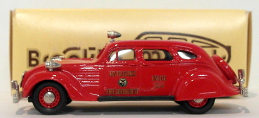 Brooklin 1/43 Scale BRK7X  - 1934 Chrysler Airflow SFBBC Special 1992 1 Of 300