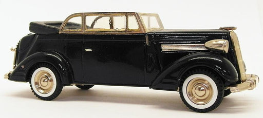 Collector Classic 1/43 Scale CC001 - 1938 Opel Super 6 - Dark Blue - Unboxed