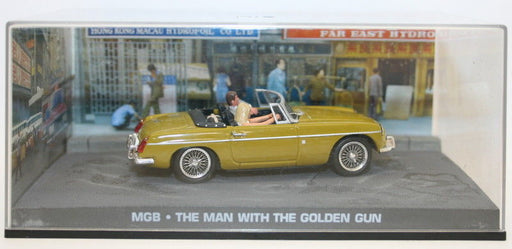 Fabbri 1/43 Scale Diecast - MGB - The Man With The Golden Gun