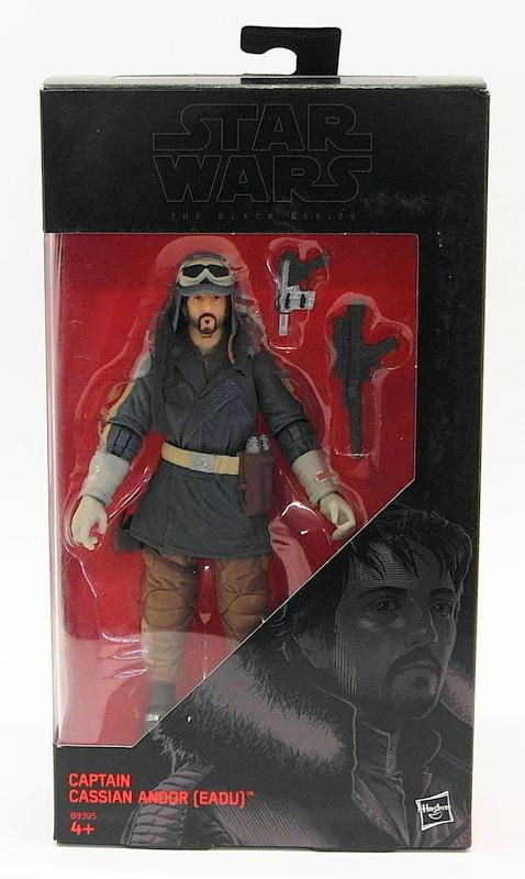 "Hasbro 8"" Star Wars Action Figure 91658 - Captain Cassian Andor"