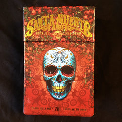 Santa Muerte Tarot, Book Of The Dead