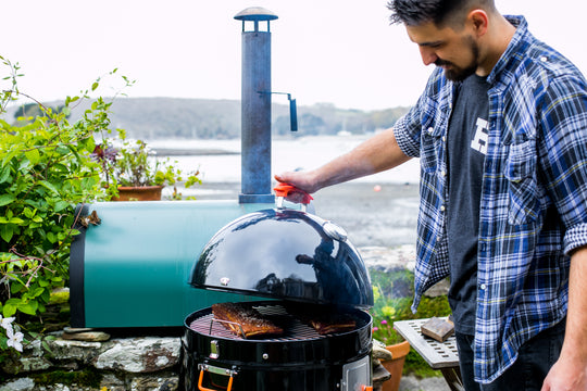 Meet the expert - BBQ & smoking pro Ty McKend shares his top tips
