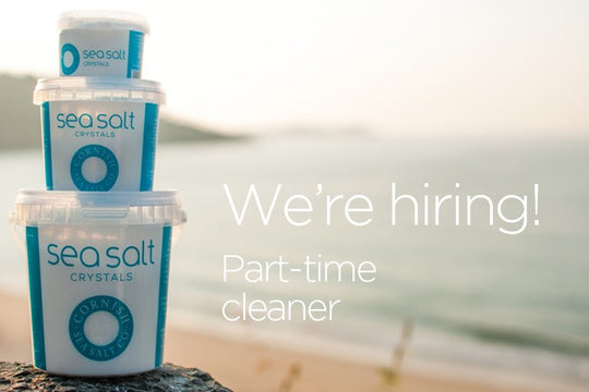 Help to make our HQ sparkle! We're looking for a part-time cleaner to join our team