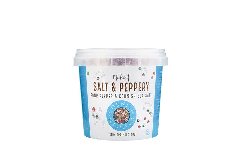 Salt & Peppery - 185g