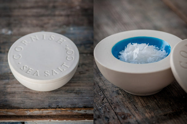 Pinch Pots Cornish Sea Salt