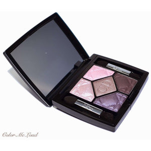 Dior 5 Couleurs Eyeshadow Palette гримове сенки Rouge