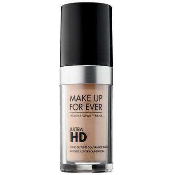 Make Up For Ever HD Foundation гримове фон дьо тен Rouge