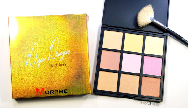 Morphe x Daisy Danger Highlighting Palette